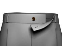 10- Waistband With Button